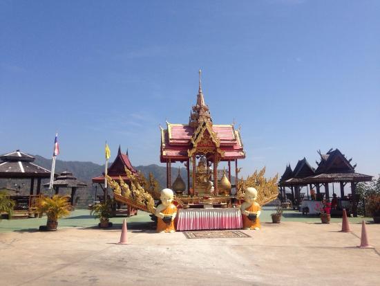 Thaton, Thailand: วิวสวยมาก