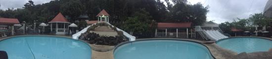 Los Banos, Philippines: Splash Mountain Hotel