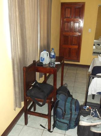 hotel Jericó: Chambre 10