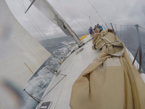 Cannonvale, Australia: The awesome sailing experience