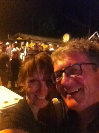Gros Islet, St. Lucia: Selfie