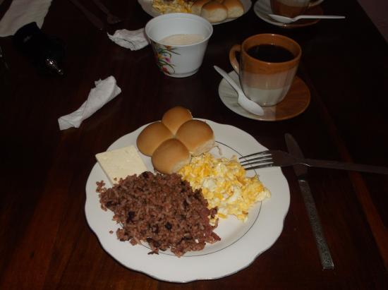 Hotel Jerico: Petit déjeuner inclus