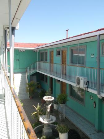 Hotel Jerico: Style motel de bon goût