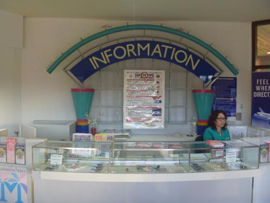 Micronesia Mall: INFORMATION