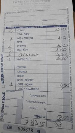 Barete, Italy: Tutto buono