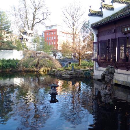 Chinesischer Garten Picture Of Chinese Garden Frankfurt Tripadvisor