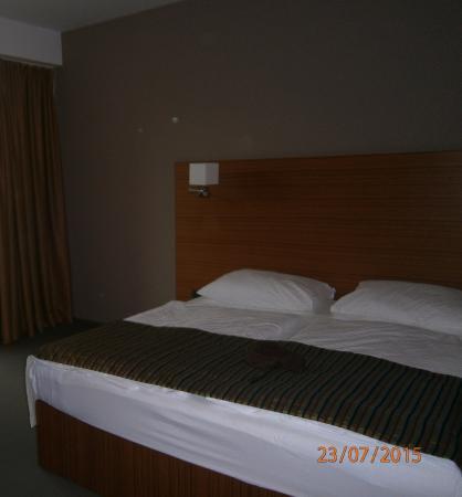 Bohinjska Bistrica, Eslovenia: החדר שקיבלנו....
