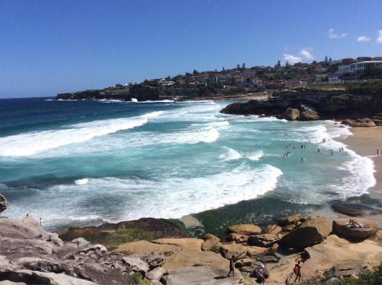 Bondi, Avustralya: Tamarama Beach