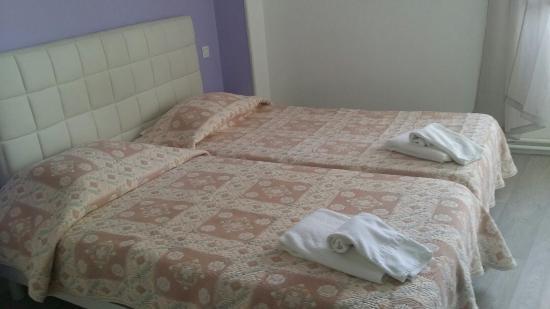 Locmariaquer, Francia: Hotel La Voile