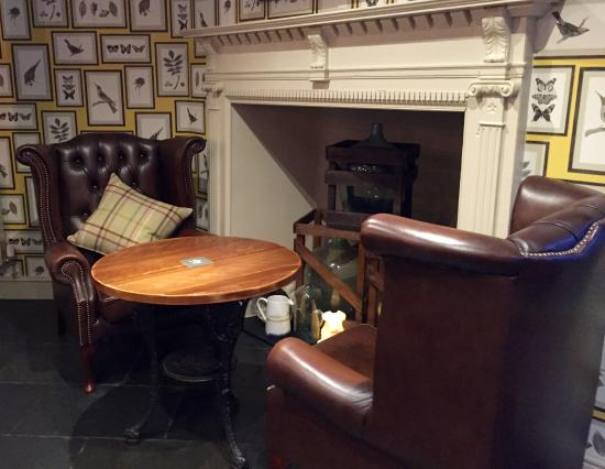 Pershore, UK: the new lounge