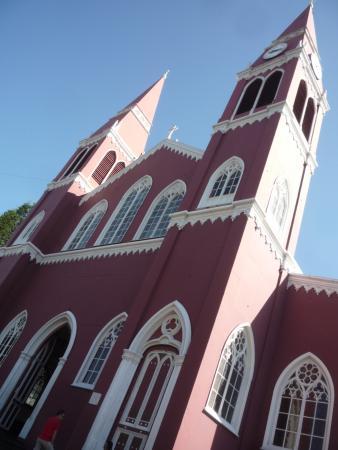 Grecia, Costa Rica: Церковь из металла