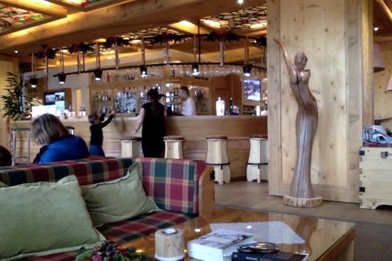 Bialka Tatrzanska, بولندا: Hotelowy bar