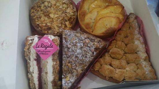Patisserie le Regal : Very good taste!