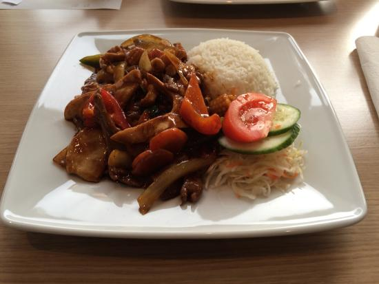 spice and rice växjö