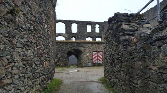 Königstein im Taunus, Germania: Man bekommt einen guten Eindruck wie es mal war