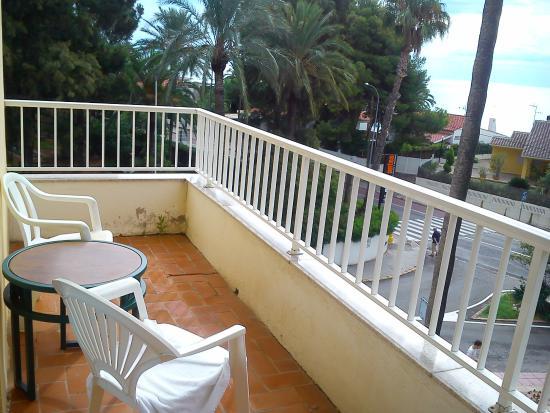 Intur Azor: Balkon