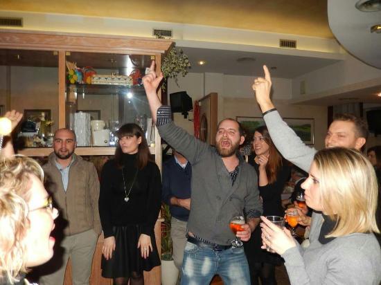 Ponte di Piave, Italië: Bellissima festa di Carnevale al Bar Intermezzo!