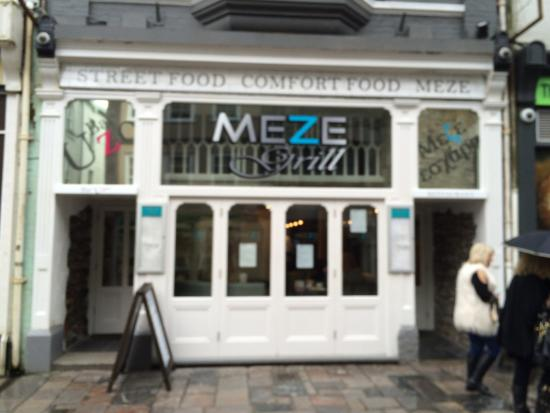 Sunday carvery at Meze's new premises in Southside Street