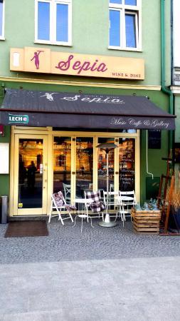 Sepia Wine & Dine - Restauracja