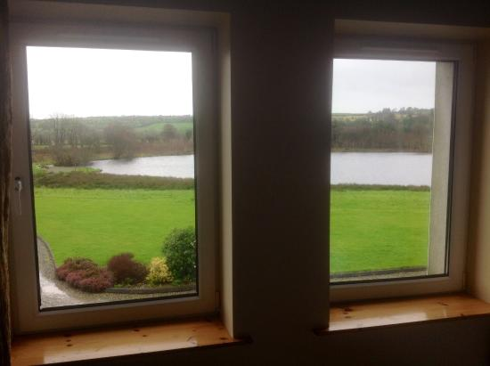 Dunmanway, Irlandia: View from  bedroom.