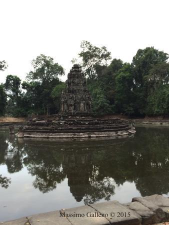 Neak Pean: Il Tempio