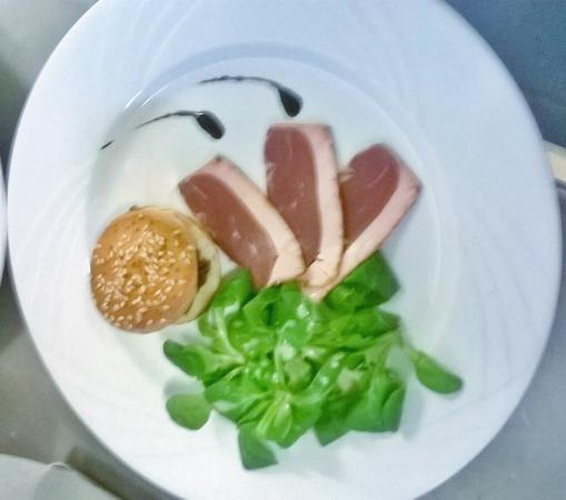 Cran-Gevrier, Francia: autre proposition d'entrée pour vos repas de groupe