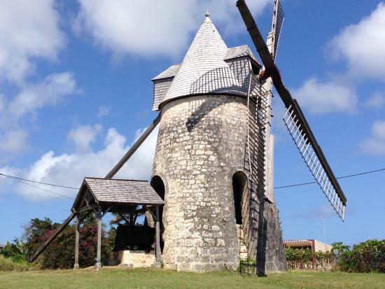 Capesterre, Gwadelupa: Moulin