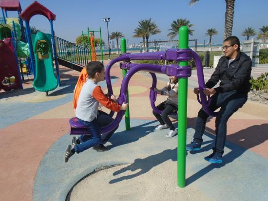 Al-Muharrak, Bahrajn: More for kids