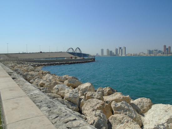 Al-Muharrak, Bahrajn: Nice view