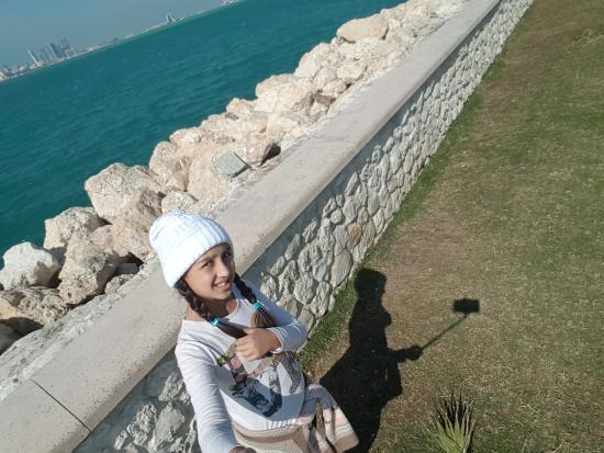 Al-Muharrak, Bahrajn: Selfy