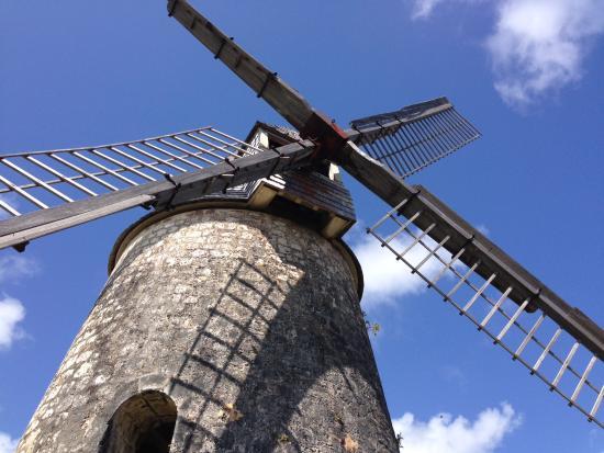 Capesterre, Γουαδελούπη: Moulin