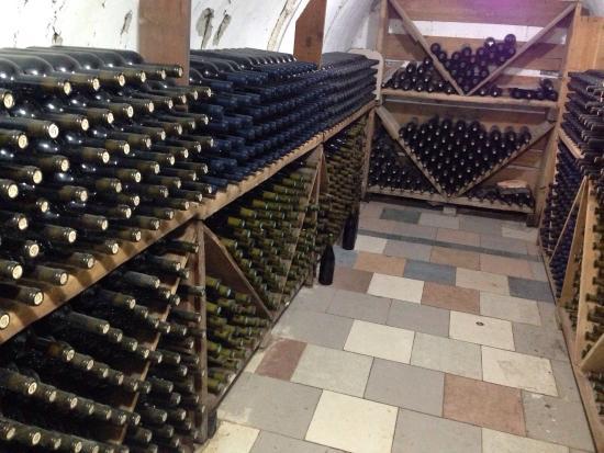 Golan Heights: Ein Nashut Winery