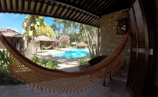 Pousada Berro do Jeguy: Relax bungalow