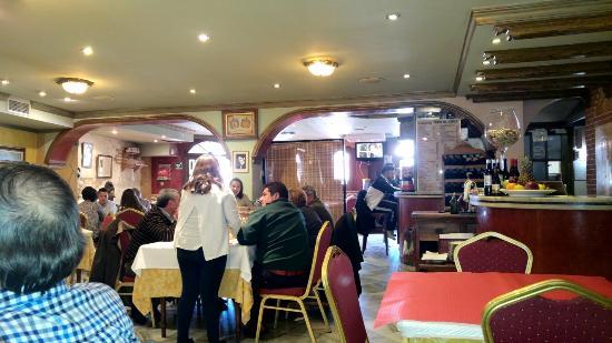 Alfacar, Spanje: Hospederia Ruta de Lorca