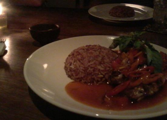 Warung Lada: Ayam rica-rica