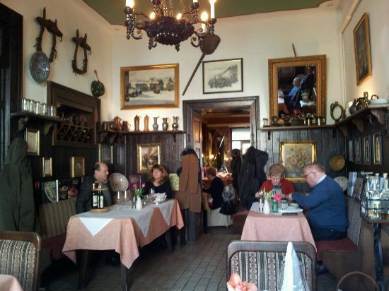 Kirchschlag, Austria: Gastraum