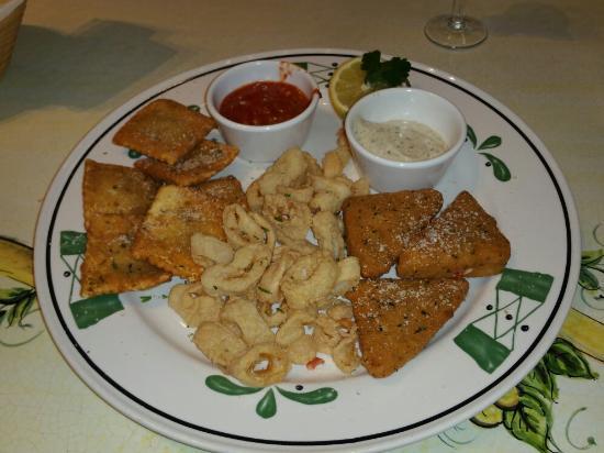 chicken piccata on the lighter menu delicious picture of olive garden jackson tripadvisor - Olive Garden Jackson Tn
