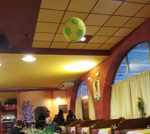 Piombino Dese, Italia: La sala