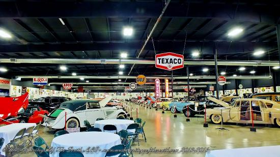Amazing Car History On Display Picture Of Tupelo Automobile Museum - Tupelo car show