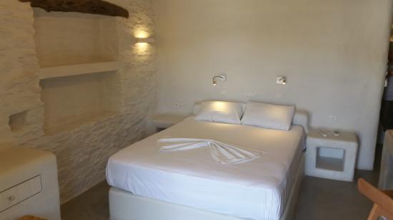 Yialos, Grecia: Bedroom view