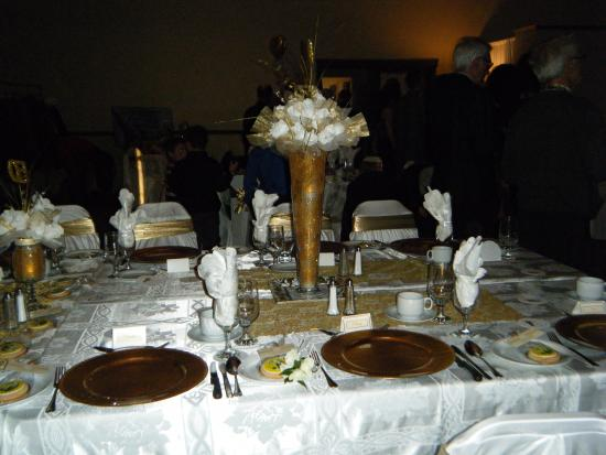 L'Assomption, Canada : Table honneur