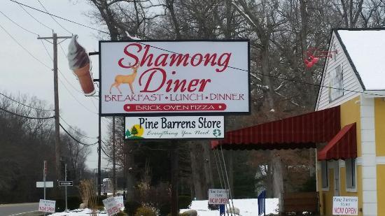 Shamong, NJ: Piney food