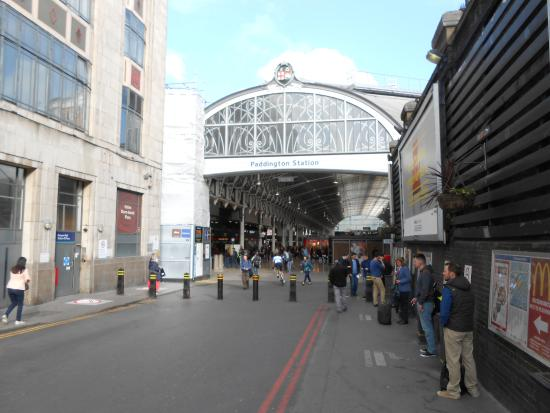Hotels Near Paddington Train Station