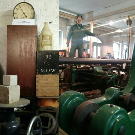 Kirkaldy Testing Museum: Fabulous tours on the first Sunday of the month