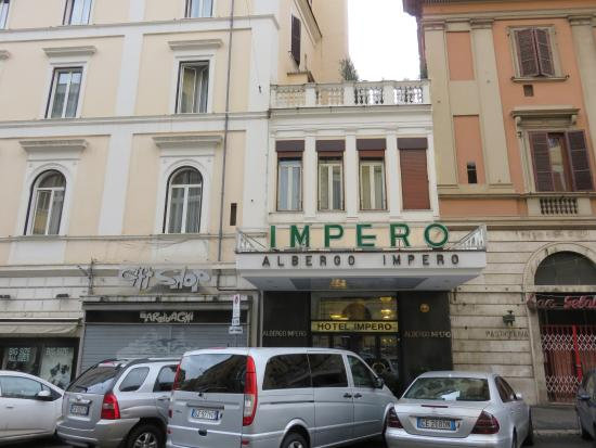 Impero Hotel Rome Tripadvisor