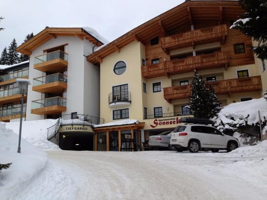 Appartement-Hotel Sonneck