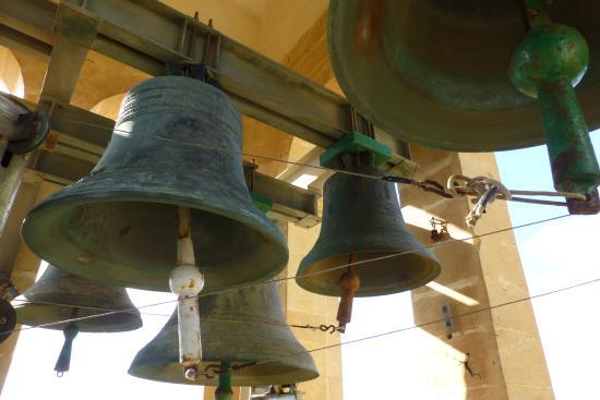 Xewkija, Malta: The Bells