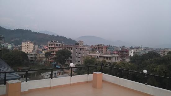 view from 4th floor picture of pokhara eco resort pokhara rh tripadvisor co uk