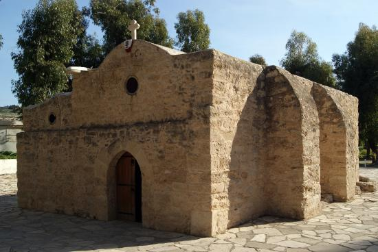 Ayios Ermogenis Church