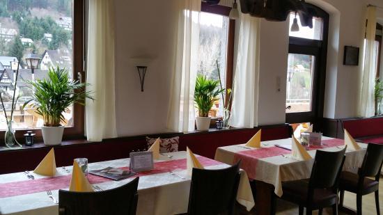 Sasbachwalden, Niemcy: Gastraum